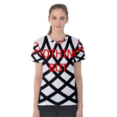 Nothing But Net Women s Cotton Tee