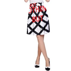 Nothing But Net A-Line Skirt