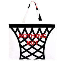 Nothing But Net Large Tote Bag