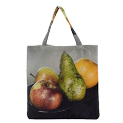 Get Fruity Grocery Tote Bag