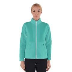 Classic Tiffany Aqua Blue Solid Color Winterwear