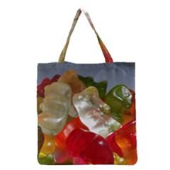 Gummi Bears Grocery Tote Bag