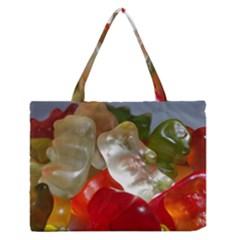 Gummi Bears Medium Zipper Tote Bag