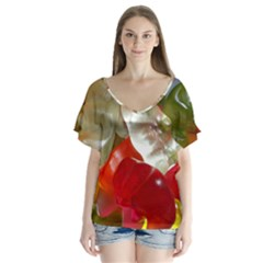 Gummi Bears Flutter Sleeve Top
