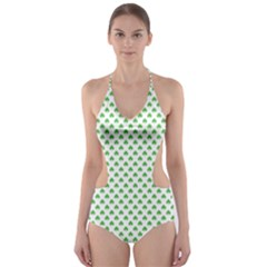 46293021 Cut-Out One Piece Swimsuit