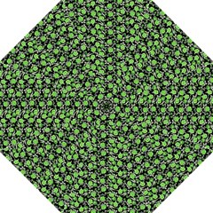 Roses pattern Straight Umbrellas