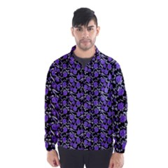 Roses pattern Wind Breaker (Men)