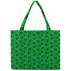 Roses pattern Mini Tote Bag