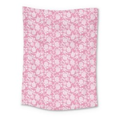 Roses pattern Medium Tapestry