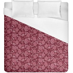 Roses pattern Duvet Cover (King Size)