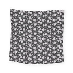 Roses pattern Square Tapestry (Small)