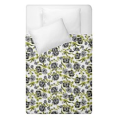 Roses pattern Duvet Cover Double Side (Single Size)