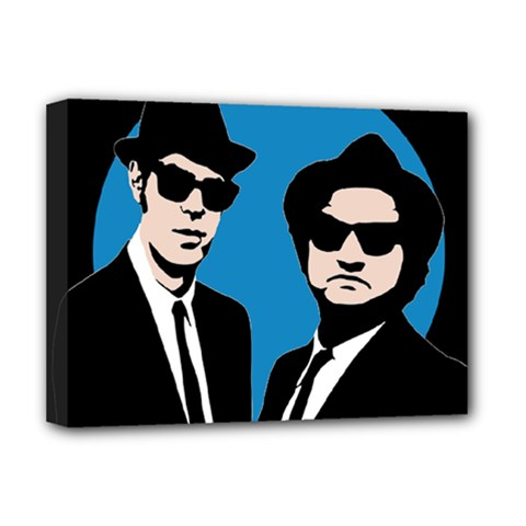 Blues Brothers  Deluxe Canvas 16  x 12