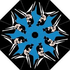 Blues Brothers  Hook Handle Umbrellas (Medium)