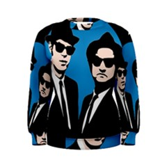 Blues Brothers  Women s Sweatshirt