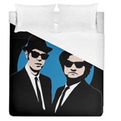 Blues Brothers  Duvet Cover (Queen Size)