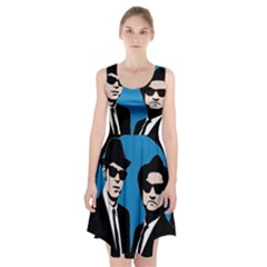 Blues Brothers  Racerback Midi Dress