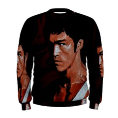 Bruce Lee Men s Sweatshirt