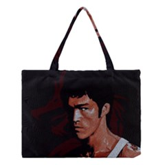 Bruce Lee Medium Tote Bag