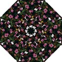 Tropical pattern Straight Umbrellas View1