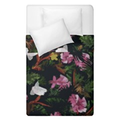 Tropical pattern Duvet Cover Double Side (Single Size)