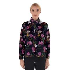 Tropical pattern Winterwear