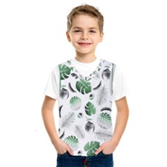 Tropical pattern Kids  SportsWear