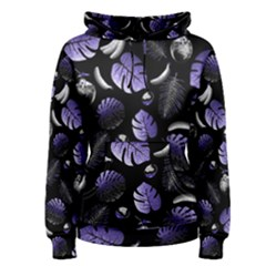Tropical pattern Women s Pullover Hoodie