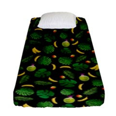Tropical pattern Fitted Sheet (Single Size)