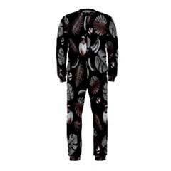 Tropical pattern OnePiece Jumpsuit (Kids)