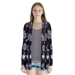 Tropical pattern Cardigans