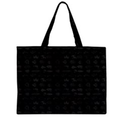 Fish pattern Large Tote Bag