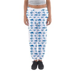 Fish pattern Women s Jogger Sweatpants