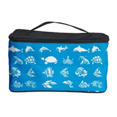 Fish pattern Cosmetic Storage Case
