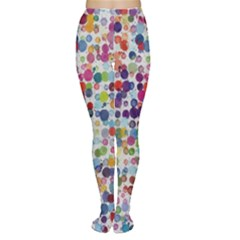Colorful splatters               Tights