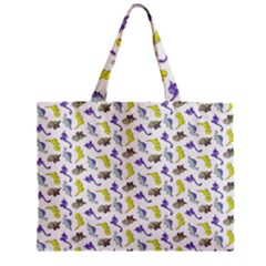 Dinosaurs pattern Mini Tote Bag