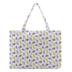 Dinosaurs pattern Medium Tote Bag