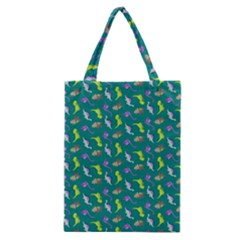 Dinosaurs pattern Classic Tote Bag