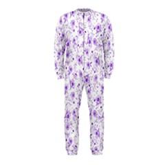 Floral pattern OnePiece Jumpsuit (Kids)