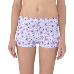Floral pattern Reversible Bikini Bottoms