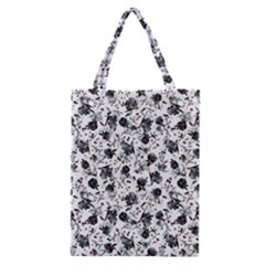 Floral pattern Classic Tote Bag