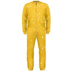 Dots pattern OnePiece Jumpsuit (Men)