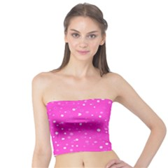 Dots pattern Tube Top