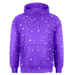 Dots pattern Men s Pullover Hoodie