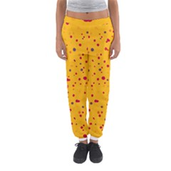 Dots pattern Women s Jogger Sweatpants