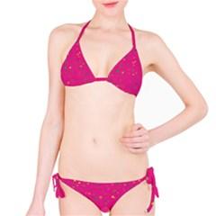 Dots pattern Bikini Set