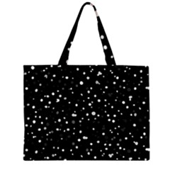 Dots pattern Large Tote Bag