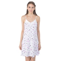 Dots Pattern Camis Nightgown