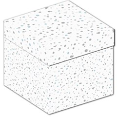 Dots pattern Storage Stool 12