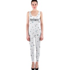 Dots pattern OnePiece Catsuit